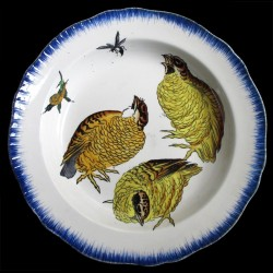 Bracquemond soup plate