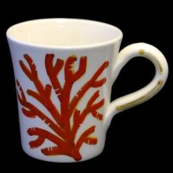Coral - mug H 11