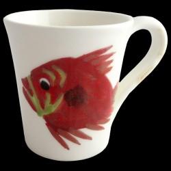 St Pierre Tasse Mug H 11 cm