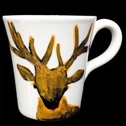Cerf Tasse Mug 11 cm