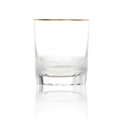 Verre à whisky en cristal. collection ROYAL