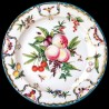 Decorative tin plate Duke of Gloucester