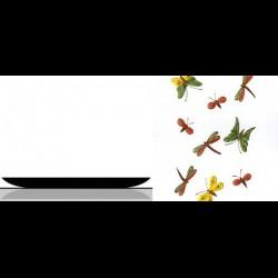 Assiette de table Flyfusion Rose
