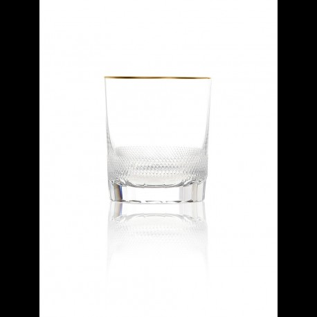 Crystal whisky glass 370 ml ROYAL collection