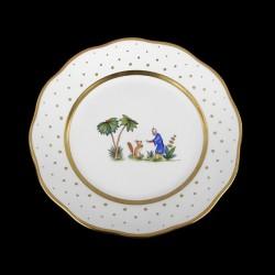 Assiette de table 26cm de diamètre/ personnage 2