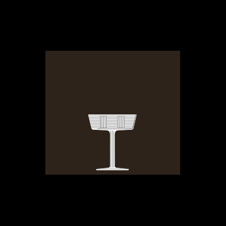 Coupe à champagne collection Hoffmann série B