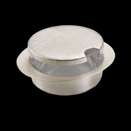 Pot intérieur verre parmesan ou confiture
