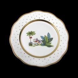 Soup plate of 25,5cm diameter/ bird 1