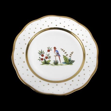 Soup plate of 25,5cm diameter/ bird 3
