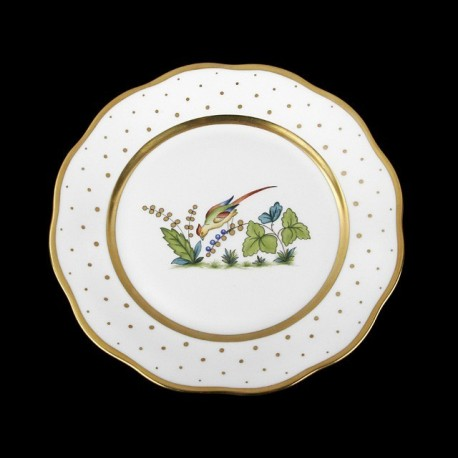 Soup plate of 25,5cm diameter/ bird 6
