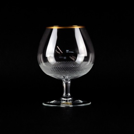Crystal cognac glass 320ml. ROYAL collection