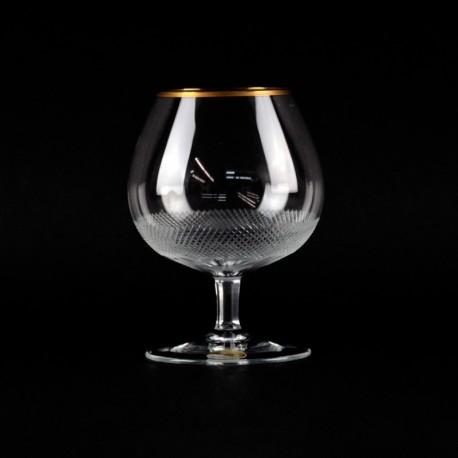 Verre à cognac en cristal 320ml. collection ROYAL