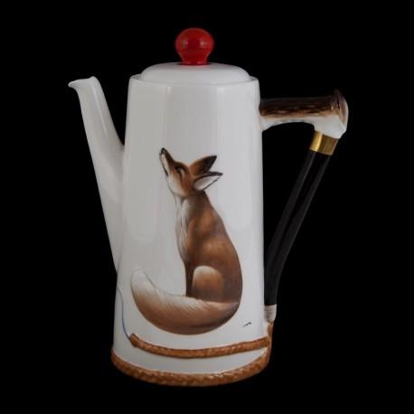 Royal Doulton renards cafetières GM