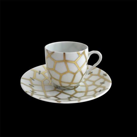 Tasse à café Les Marques Du Temps