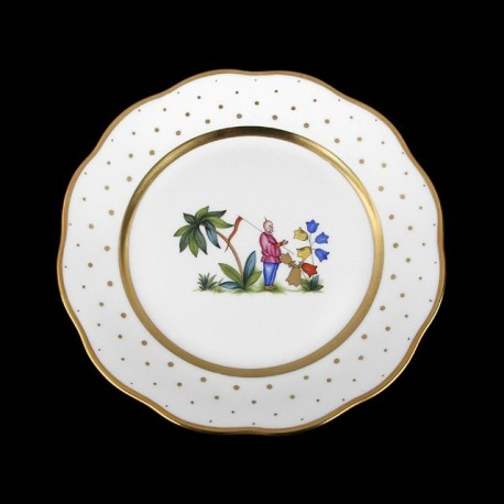 Salad plate of 21cm diameter/ character 2