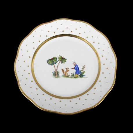 Salad plate of 21cm diameter/ character 3