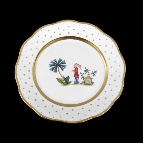 Salad plate of 21cm diameter/ character 4