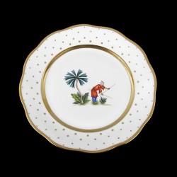 Salad plate of 21cm diameter/ character 6