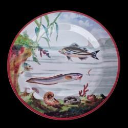 "Tin plate ""The Fantastic World"" Zander"
