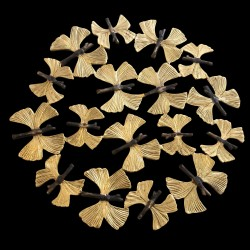 Trivet Butterflies Swarm