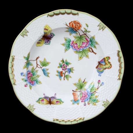 Deep plate 23cm Victoria Herend