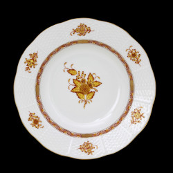Deep plate 23cm Apponyi Herend