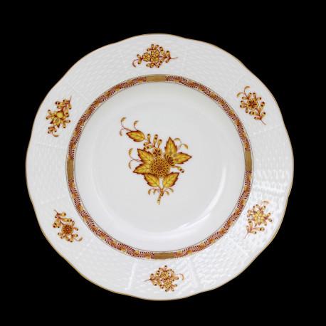 Assiette creuse 23cm Apponyi Herend