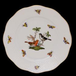 Deep plate 23cm Rothschild Herend
