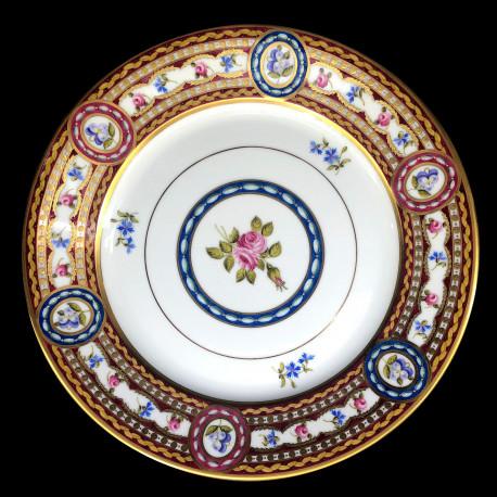 Assiette de table 26 cm EGA Herend