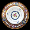 Dinner plate 26cm Silk Brocade EGA Herend