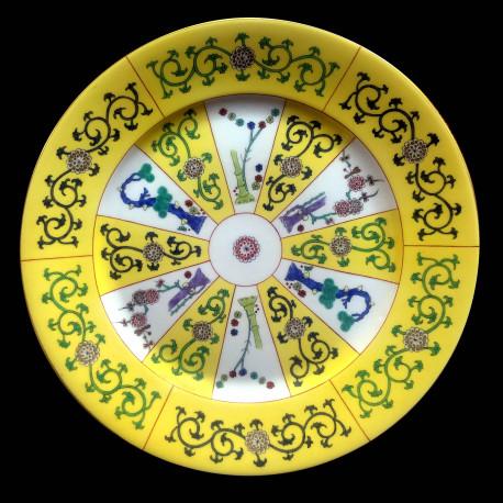 Assiette de table 26 cm SJ Herend