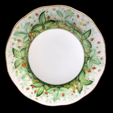 Assiette de table 26 cm Quatre saisons Herend