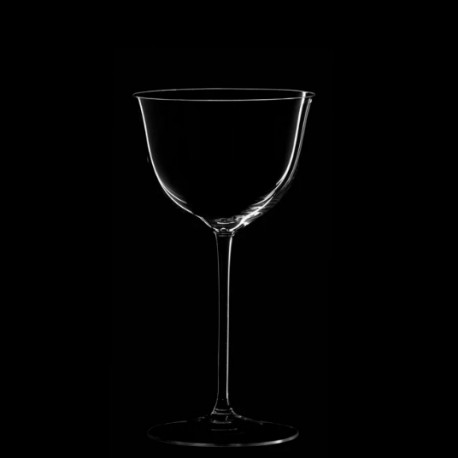White wine glass crystal collection Patrician Hoffmann