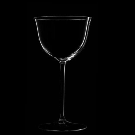 Red wine glass crystal collection Patrician Hoffmann
