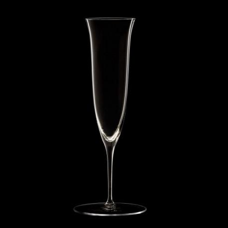 Flûte à champagne cristal collection Patrician Hoffmann