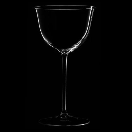 Verre à eau à pied haut cristal collection Patrician Hoffmann