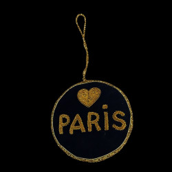 L'Ancre de Paris décoration brodée