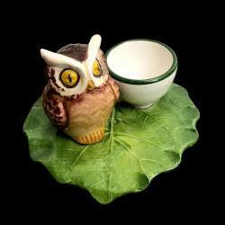 Owl egg up