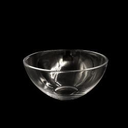 Coupelle en cristal unie