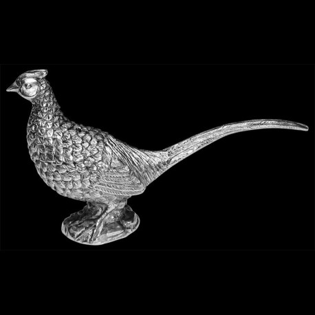Place card holder Pheasant