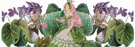 """Colección """"Las Flores Animadas"""" basada en Grandville"""