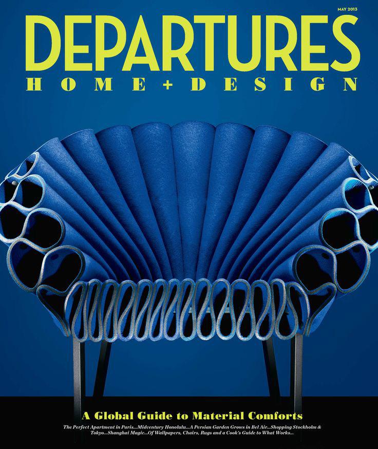 Departure magazine
