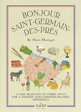 Le Guide Saint Germain des Près Marin Montagut