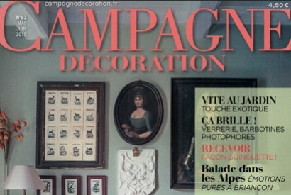 CAMPAGNE DECORATION - Faïence collection